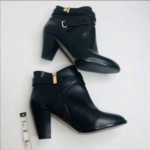 Louise et Cie Shoes - Louise et Cie Rainer Black Ankle Boots/Booties 8.5